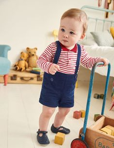 51 ideas for sewing baby boy clothes pictures Little Boy Outfits, Baby Boy Outfits, Kids Outfits, Baby Boy Fashion, Kids Fashion, Vintage Baby Boys, Baby Girl Bedding, Clothes Pictures, Mini Boden