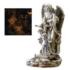 Guardian Angel Solar Statue-Leaflet Missal