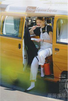 Fudge Magazine Jun 2014 Japan Fashion, Daily Fashion, Fashion Photo, Fashion Art, Girl Fashion, Magazine Japan, Online Shopping Websites, Makeup Photography, Girl Gang