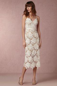 Anthropologie x BHLDN Frida Wedding Guest Dress