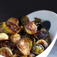 An incredibly easy and addictive side dish for Honey Sriracha Roasted Brussels Sprouts that finally gives this underrated vegetable the respect it deserves.