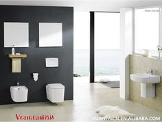 Check out this product on Alibaba.com App:New design ceramic wall hung toilet/basin/bidet bathroom 3-piece set https://m.alibaba.com/euIrqq