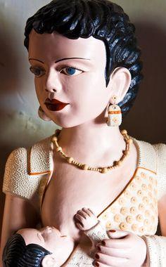 Maria José Gomes da Silva, a Zezinha, é uma das pres ti giadas artesas do Vale do Jequitinhonha-MG, por que nao dizer do Brasil. Ela nasceu...