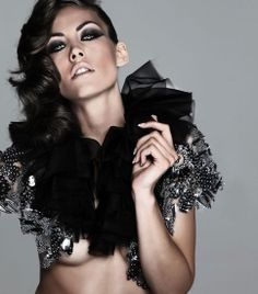 Photo of German fashion model Fiona Erdmann. Fashion Editor, Fashion News, Fashion Models, Fiona Erdmann, Virgo Women, German Fashion, Famous Models, Joe Fresh, New Face