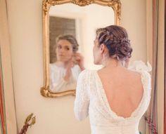 Únete a la moda de los peinados de novia con trenzas 2016 y ¡triunfa! Image: 18