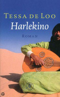 bol.com | Harlekino, Tessa De Loo | 9789029573696 | Boeken