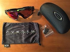 NEW Oakley - Jawbreaker Mark Cavendish Polished Black w/ Prizm Road OO9290-10