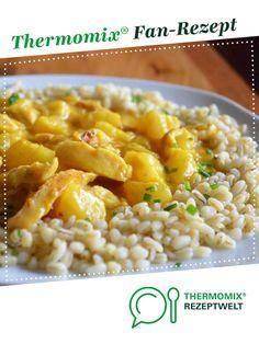 Ananas Curry Soße von wsonja24. Ein Thermomix ® Rezept aus der Kategorie Saucen/Dips/Brotaufstriche auf www.rezeptwelt.de, der Thermomix ® Community.