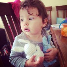 Las Marinas Crochet: Ayudante especial