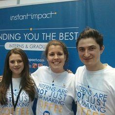 Need the best interns? Speak to @instantimpactuk #tbs2013