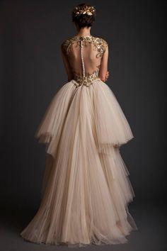 Krikor Jabotian #dress #fabulous #gown #luxury #style