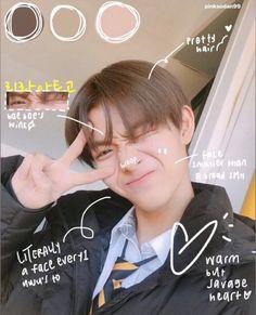 Views in Miroh 🎲 Bae, Face Swaps, Picsart Edits, Jinyoung, Boyfriend Material, Jaehyun, K Idols, Beautiful Boys, Pretty Hairstyles