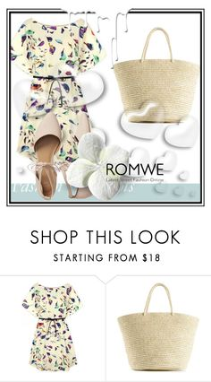 """""""Untitled #147"""" by anelaa1923 ❤ liked on Polyvore featuring Sensi Studio, Gap, Valentino and Nivea"""