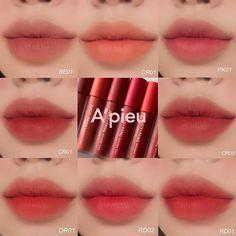 Gambar Produk makeup oleh Monserrat pada make up Ulzzang Makeup Tutorial, Lip Makeup Tutorial, Korean Eye Makeup, Asian Makeup, Kawaii Makeup, Cute Makeup, Hd Make Up, Makeup Items, Makeup Swatches