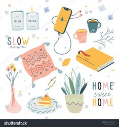 Find Hygge Handdrawn Illustrations Scandinavian Doodle Sketchy stock images in HD and millions of other royalty-free stock photos, illustrations and vectors in the Shutterstock collection. Spot Illustration, Illustrations, Posca Art, Bullet Journal Writing, Ipad Art, Aesthetic Drawing, Journal Stickers, Planner, Art Store