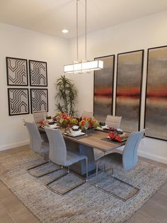 Richmond American Homes, Divider, Dining Table, Room, Furniture, Home Decor, Bedroom, Decoration Home, Room Decor