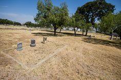 Bonnie and Clyde Ambush Site | bonnie_clyde_westdallas_bonnie_burial_site
