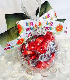Best Teacher Glass Ornament, #1 Teacher Gifts, Teacher Christmas Gifts, Last Day Of School Gifts, Teacher Thank You Keepsake by SpecialOrnaments on Etsy