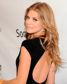 AnnaLynne McCord - hair