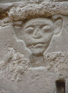 Karnak Temple, Luxor, Egypt - I found proof in the temple carvings aliens had visited