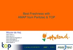 Best Freshness with AMAP from Perfotec and TOP (AIP World Congress ... World Congress, Presentation, Public, How To Apply, Movies, Tops, Films, Cinema, Movie