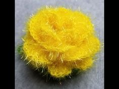Crochet Stars, Crochet Flowers, Chrochet, Knit Crochet, Embroidery Patterns, Crochet Patterns, Flower Video, Holiday Crafts, Headbands