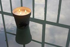 Jardins en Art Le Potager, collection de bougies parfumées - Jardins en Art