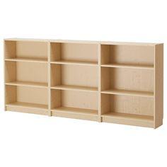 IKEA - BILLY Bookcase birch veneer