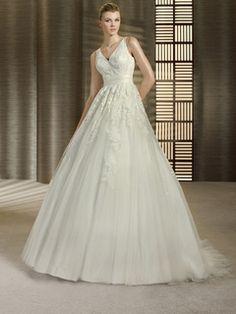 wedding dresses halter neckline with pockets - Google Search