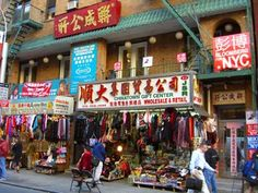 China Town, New York.....one of my favorite places..