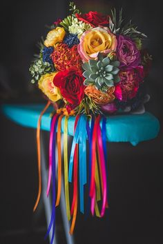 Laura and Lee's Bright and Beautiful Mexican themed Fiesta Wedding in Spain by Yana Photography Hacienda Wedding, Boho Wedding, Dream Wedding, Wedding Day, Patio Wedding, Wedding Blog, Wedding Reception, Mexican Themed Weddings, Mexican Flowers