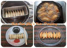 Keto Iron Chef's Keto-Dumpling