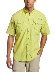 Columbia Sportswear Men's Bahama II Short Sleeve Shirt http://amzn.to/GNmE8E