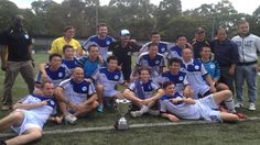Congratulations to the Melbourne Chinese Soccer Association who yesterday took out the annual AXF Cup against the Victorian Police. 23.02.15