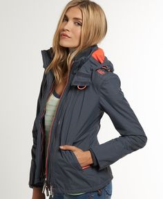 City Midi DryVent Trench Jacket