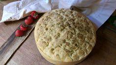 #Homemade #bread with wild fennel pollen 😋 #Enjoy 🍞 #Tuscany #veggie #foodie #ChefGiumi 🍴