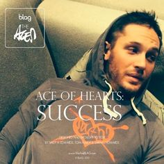 Ace of Hearts, Blag Clothing - Tom Hardy Photo (36169529) - Fanpop