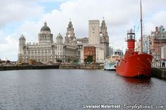 Affordable Things To Do In Liverpool--mentions downloading free walking tour mp3s