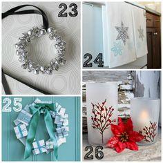26 DIY Christmas Decor and Ornament Ideas