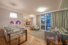Fotografia do apartamento decorado Giardino, São Paulo. ©Even Construtora e Incorporadora.   Flickr – Compartilhamento de fotos!