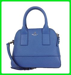 Kate Spade New York Southport Avenue Small Jenny Leather Satchel, Bluebelle - Hobo bags (*Amazon Partner-Link)