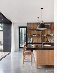Kitchen Interior Design Client Black Houses are the Best Houses – Amber Interiors - Interior Design Kitchen, Modern Interior Design, Home Design, Interior Decorating, Design Ideas, Modern Kitchen Design, Kitchen Designs, Decorating Ideas, Cabin Design
