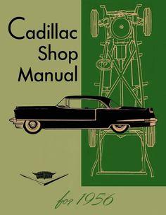 1968 Cadillac Service Shop Repair Manual Book Engine Drivetrain Electrical Guide