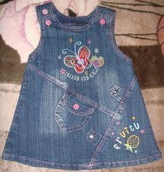 детский сарафан из старых джинсов выкройка: 19 тыс изображений найдено в Яндекс.Картинках