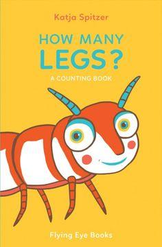 How Many Legs? by Katja Spitzer