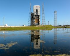 the vehicle is undergoing launch preparations, for Wednesday, Dec. 3, 20 14 NASA's Orion Spacecraft Prepared for Launch   NASA