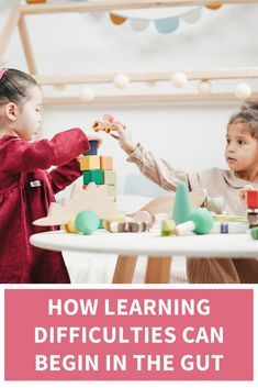 How Learning Difficulties Can Begin In The Gut - Natural Super Kids Asthma Remedies, Food Intolerance, Nut Allergies, Healthy Brain, Alternative Treatments, Learning Disabilities, Children With Autism, Recipe For Mom, Gut Health