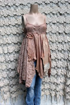 REVIVAL shabby chic camisole