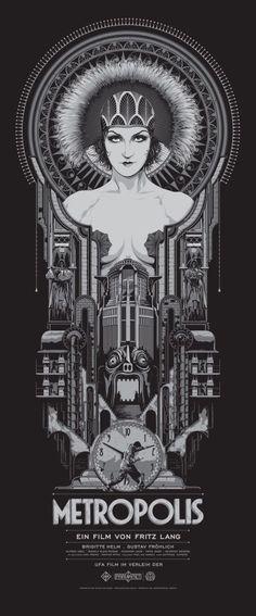 Metropolis by Ken Taylor