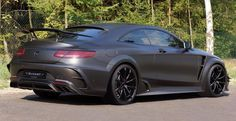 Mansory S 63 Coupe Black Edition, 1000Hp 1400Nm, 3.2s-100km/h